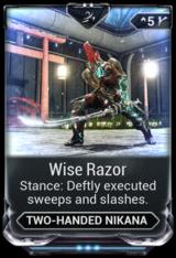 Wise Razor