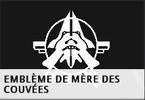 Embleme de Mere des couvees