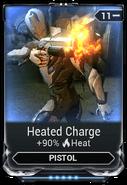 Heated Charge