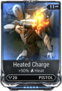 Heated Charge