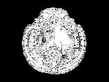 Saturn Six Emblem