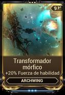 Transformador mórfico