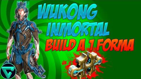 PERFECT BUILDS - Wukong totalmente inmortal - 1 Forma