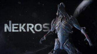 Perfil de Warframe - Nekros