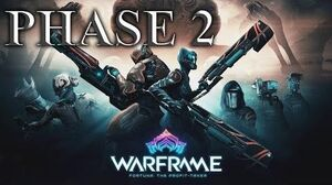 WARFRAME - Profit Taker Heist Phase 2 (Walkthrough)