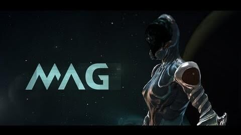 Warframe Profile - Mag (Update 8