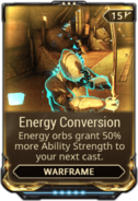 Energy Conversion