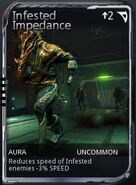 Infested Impedance Warframe Wiki Fandom Powered By Wikia