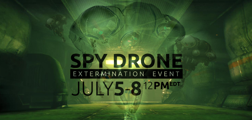 Informant event warframe wiki fandom powered by wikia spydrone banner malvernweather Image collections
