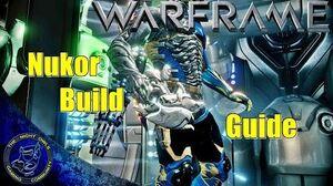 Warframe Nukor (Microwave Ray) Build Guide