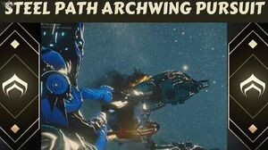 Warframe The Steel Path - Saturn Pandora Pursuit
