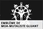 Embleme Moa Mutaliste Gluant