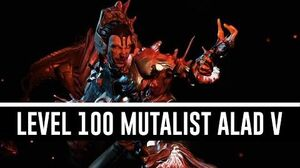 Mutalist Alad V 'Level 100' (Warframe)