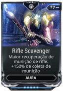 Rifle Scavenger