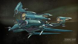 Tenno Ship 2