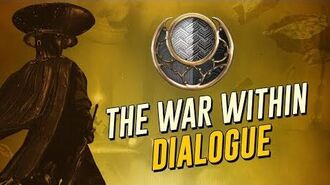 The War Within Cutscenes & Dialogue! Neutral Balance (The Warframe Story)