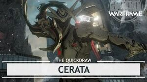 Warframe Cerata, But Can I Eat it Too? thequickdraw
