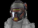 Maske: Schachtratte