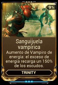 Sanguijuela vampírica