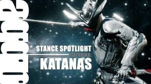 The Stance Spotlight Katana Edition (Tranquil Cleave)