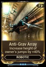 Anti-Grav Array