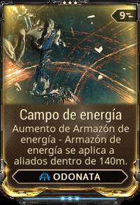 Campo de energía