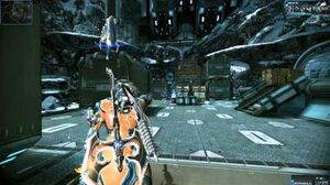 Warframe Mars Boss Fight Sgt
