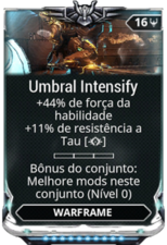 Umbral Intensify