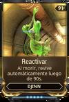 Reactivar