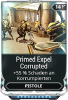 Primed Expel Corrupted