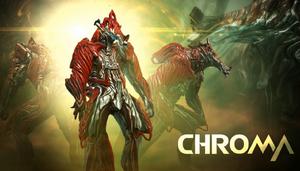 Warframe Chroma