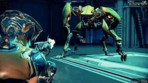Warframe Venus Boss Fight Jackal Solo