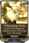 Discharge Strike