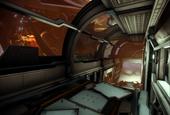 Scena Wraku Statku Corpus na Lodowej Planecie