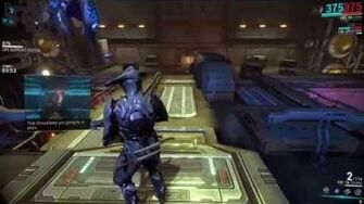 Warframe - Saturn - Keeler - Survival -PS4 Gameplay HD-