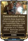 ConcentratedArrow