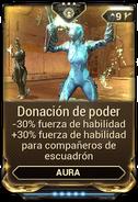 Donación de poder