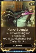 Nano-Spender