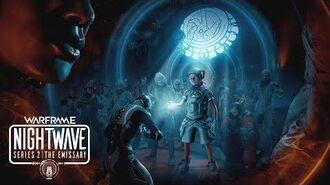 Warframe Nightwave - The Emissary Cinematic 1