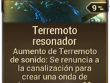 Terremoto resonador