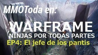 Warframe Lephantis Derrelicto Asesinar Gameplay en Español