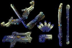 Коллекция скинов оружия Ноктюрн вики