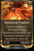 HystericalFixation