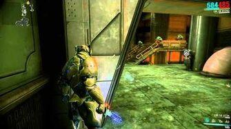 Warframe - Shield Saver Trophy -PS4 Gameplay HD-
