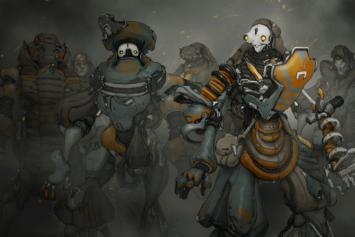 FRAGMENT 17 GRINEER LABOUR