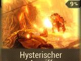 Hysterischer Angriff