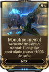 Monstruo mental