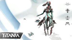 Perfil de Warframe - Titania
