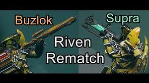Riven Rematch Buzlok VS Supra! (Riven VS Riven)