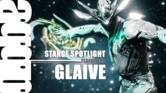 The Stance Spotlight Glaive Edition (Gleaming Talon)